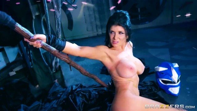 Bikini bangers powered by phpbb - Power bangers: a xxx parody part 3 - brazzers