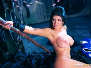 Bat Naked Picture Rouge Fucking, Power Bangers: A XXX Parody Part 3 - Brazzers
