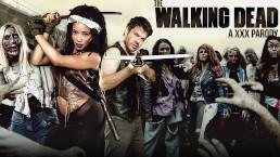 The Walking Dead une parodie XXX