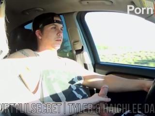 Haighlee's Highway Handjob-OurDirtyLilSecret