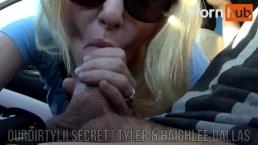 Haighlee's Highway Handjob - OurDirtyLilSecret