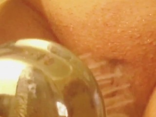 Beautiful body hd tarynashly sexy brunette forces herself to cum with showerhead sexy bru