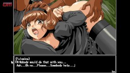 Toushin Toshi 2 Part 5 : The Berieved Wife ; Hentai RPG Game Playthrough