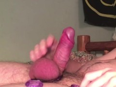 She Makes Me Milk My Cock! (raysahardcore From Chaturbate)