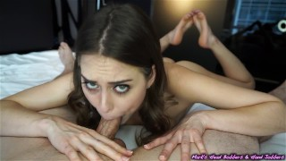 Riley's oral creampie the pose ass licking swallow rimjob mhb point of view oral creampie riley reid ass eating mark rockwell rim job cum in mouth small tits barefoot mhbhj natural tits ocp petite