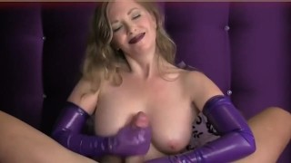 Preview 5 of The Queen of Handjobs and Cumshots