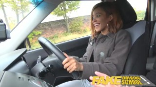 Fake Driving School Teacher fucks up the exam for his pert tits student  fake taxi ripped leggings big tits british creampie pov young milf fakedrivingschool 3some mature shaved teenager group double blowjob british teen pert tits fake tits pierced pussy