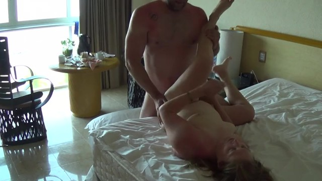 What a free room service porn Room service tries to walk in during filming, too funny