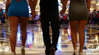 SinsLife - Ultimate Vegas Threesome!