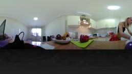 Horny multitasking skill HD 4K 360 VR