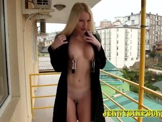 Arianna knight secretary my public flashing extreme piercing exhibitionism public milf slut outd