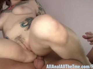 Alt Model Misti Dawn Takes Anal Pounding!