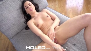 Her tight petite in asshole big to tries whitney dick wright holed fit big hd
