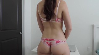 Boss JOI  point of view ass tits whooty boss kink curvy pawg brunette hottie nude big boobs jerk off instruction