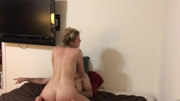 Wife caught on video cheating with Handyman Sex Slave