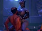 Liara A Proposal & Reunion (Mass Effect)