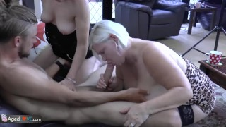 And bbw lacey busty hardcore agedlove sex blowjob boobs 3some