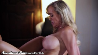 Sweetheart Brandi with Abigail's Intense Chemistry  big tits older younger lesbians mom blonde pornstar milf lesbian scissoring mother tribbing big boobs scissor girl on girl sweetheartvideo trib