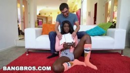 BANGBROS - Ebony Gamer Ana Foxxx Gets a Good Fuck (bkb15973)