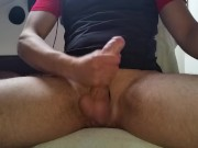 Spanish guy r0nc0npepsi wanks after gym just for you to enjoy!!!
