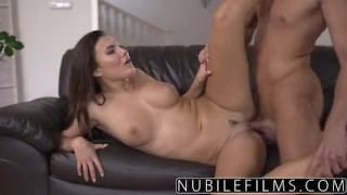 NubileFilms - Sneaked Away To Fuck My Best Friends Husband  big natural tits ass big cock reverse cowgirl blowjob romantic sex cumshot sensual young hardcore cowgirl doggystyle big boobs nubilefilms vanessa decker hard fast fuck