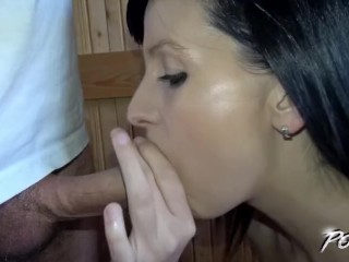 Squirting Submissive Povbitch Tall Skinny Brunette Try Fuck For Camera First Time With Stranger,
