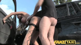 Fake Taxi Stunning Welsh MILF with hot body  huge tits faketaxi dogging milf point of view blonde british mom rimming cougar welsh big boobs tattoo public pov reality stockings fake tits car sex
