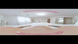 VR Porn-Dillion Harper Fucked and Creampied
