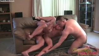 Fucked and lust worshiped kendra gets raven fbb