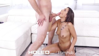 HOLED Cute petite latina Jaye Summers gets her tight ass fucked  ass fuck hd blowjob cumshot small tits toys anal sex petite latina holed anal latin jaye summers