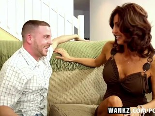 WANKZ- Tara Holiday Loves To Ride Premium Meat