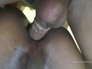 Muscular Asians Niko and Hermis Fucking