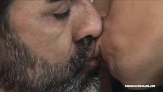 Daddy Giussepe Barebacks Young Alejo  caught fucking extra big dicks bareback big dick dad and son college audition daddy uncut cum shots breeding barebacking hairy daddy ass eating latinos bigbutt