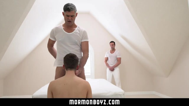 Gay haze ritual - Mormonboyz-secret temple sex ritual caught on tape