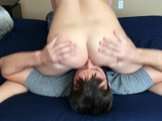 Bailey Brooke Ass Worship and Face Smothering