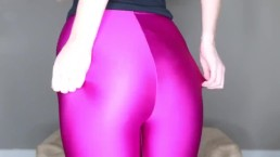 Spandex Ass Worship Joi