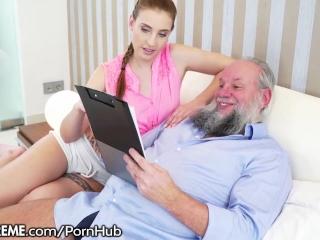 Asian Grandpa Porn Tube — 21Sextreme Hairy Grandpa Plays at Sex Strike