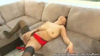 Rough Fucked Big Tits Mia Rider  big ttis huge tits big tits rough sex asian stockings korean blowjobs missionary big cock mia rider asiansexqueens lick pussy interracial brunette allpornsitespass