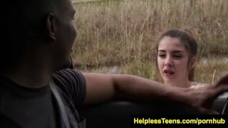HelplessTeens Sally Squirtz humiliated porno