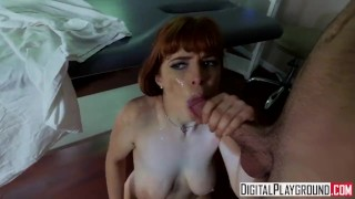 In gets fucked the x the penny hospital xxx pax a ginger parodysexy files blonde ass