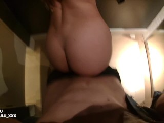 FULL VIDEO Public fuck in Paris, blowjob and cumshot – horny couple leolulu