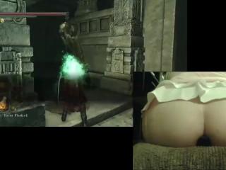 Sweet Cheeks Plays Dark Souls 2 DLC (Part 4)