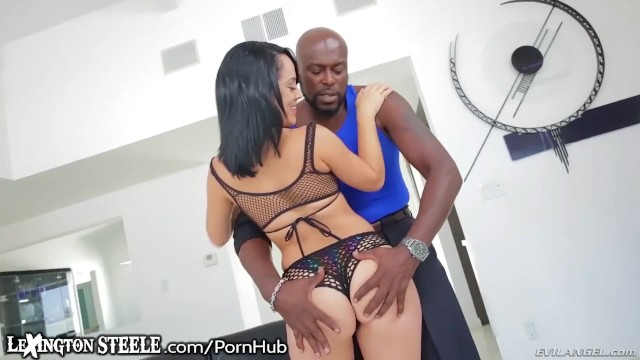 Lex Steele Interracial Anal