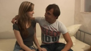 18videoz - Sex for cash turns shy girl into a slut Dick italian