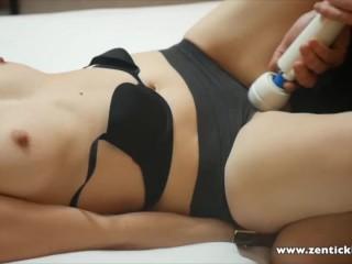 Edith's Ticklish Orgasm