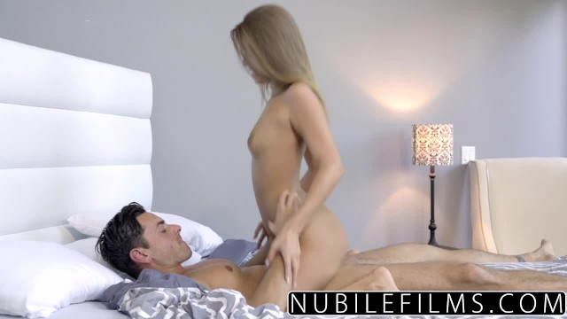 Live password sex show ultra Nubilefilms - tight coed fucks and swallows