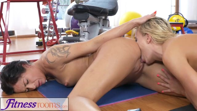Fitness Rooms Porn