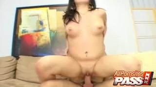 Rough Sex For Horny Gabriella Oil cumshot