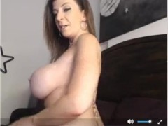 Sara Jay Webcam fun
