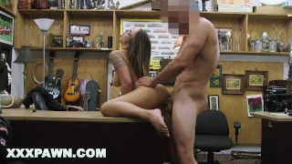 xxxpawn big boobs xxx pawn big tits busty pawnshop pawn shop store shop xp15124 sexy reality real spy cam hidden camera glasses